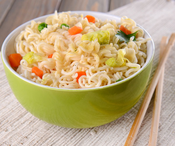 Thai Instant Noodles a Hit in China