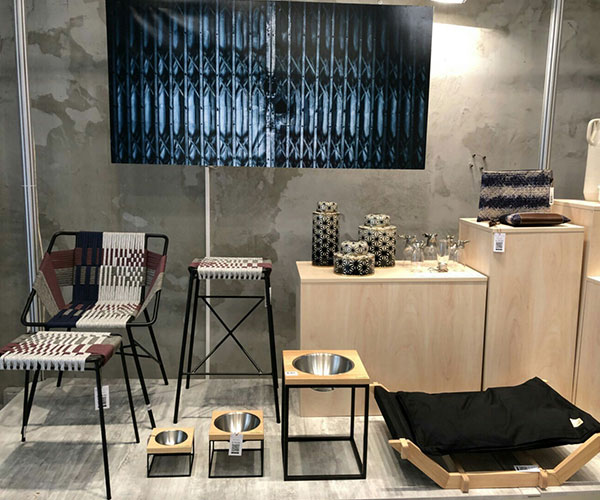 T-Style Life Shop Stands Out at Milan Design Week 2018