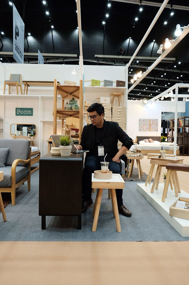 Horizon Thailand talks to Vorasit Sangsiri, Managing Director of Many Many Co. Ltd., which owns Many-go-Round, a small-but-niche furniture brand.