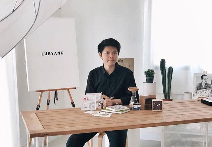 Q&A Lukyang